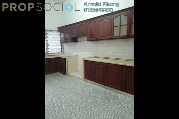 For Sale Terrace at Taman Cuepacs, Kepong Freehold Semi Furnished 4R/3B 528k