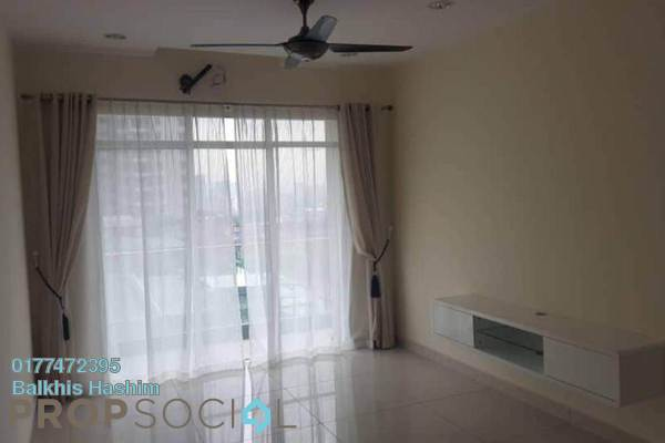 For Sale Condominium at Saville @ The Park, Pantai Freehold Semi Furnished 4R/2B 1.1m