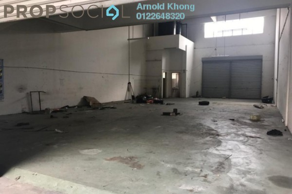 For Rent Factory at Taman Sri Muda, Shah Alam Freehold Unfurnished 0R/0B 3.9k