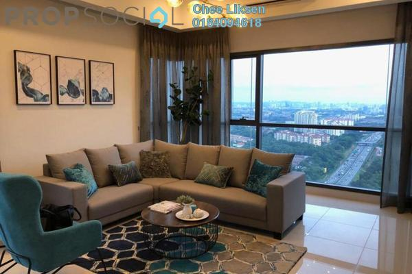 For Rent Serviced Residence at Cyperus Serviced Residence @ Tropicana Gardens, Kota Damansara Freehold Fully Furnished 3R/2B 5.8k