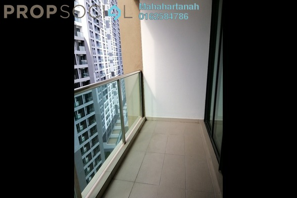 For Sale Serviced Residence at Amerin Mall & Residence, Balakong Freehold Unfurnished 3R/2B 425k