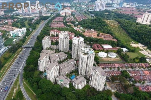 For Sale Condominium at Riana Green East, Wangsa Maju Freehold Semi Furnished 4R/3B 726k