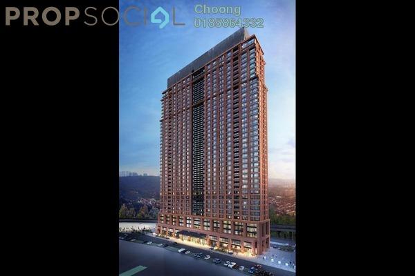 For Sale Condominium at Mossaz, Damansara Perdana Leasehold Semi Furnished 1R/1B 302k