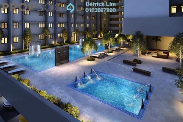 For Sale Condominium at Residensi Seri Wahyu, Jalan Ipoh Freehold Unfurnished 3R/2B 300k