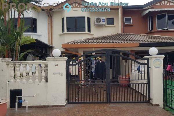 For Sale Terrace at Bandar Baru Ampang, Ampang Freehold Fully Furnished 4R/3B 680k