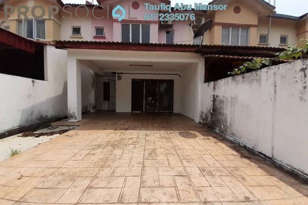 For Sale Terrace at Bandar Tasik Puteri, Rawang Freehold Unfurnished 5R/3B 350k
