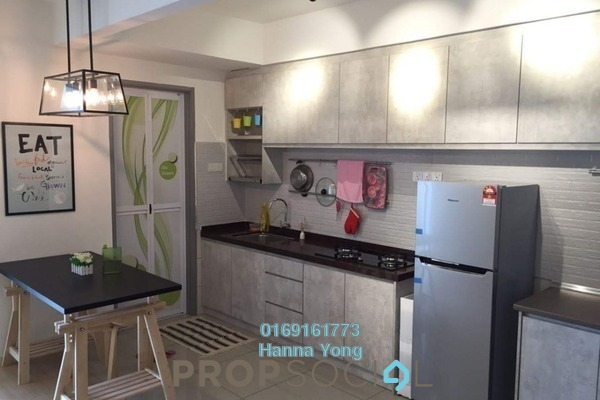For Sale Serviced Residence at You One, UEP Subang Jaya Freehold Fully Furnished 1R/1B 500k