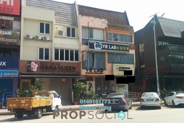 For Rent Office at SS15, Subang Jaya Freehold Semi Furnished 0R/0B 3.3k