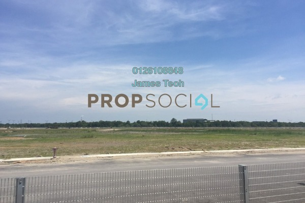For Sale Land at Pulau Indah Industrial Park, Port Klang Freehold Unfurnished 0R/0B 7.01m