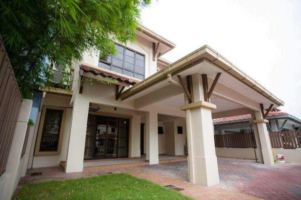 For Sale Superlink at BK6, Bandar Kinrara Freehold Semi Furnished 6R/6B 1.5m