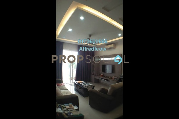 For Rent Condominium at Rivercity, Sentul Freehold Fully Furnished 4R/3B 2.3k
