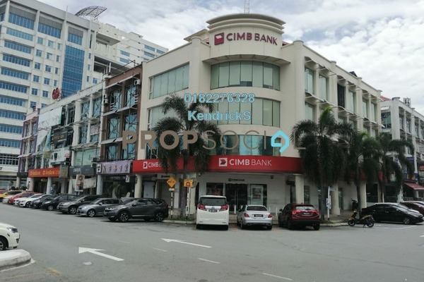 For Rent Office at PFCC, Bandar Puteri Puchong Freehold Unfurnished 0R/0B 6k
