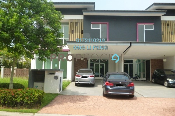 For Sale Semi-Detached at Setia Eco Park, Setia Alam Freehold Unfurnished 5R/4B 1.9m