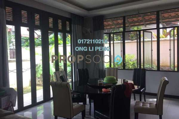 For Sale Bungalow at Setia Eco Park, Setia Alam Freehold Semi Furnished 3R/4B 2.75m