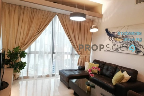 For Rent Condominium at The Meritz, KLCC Freehold Fully Furnished 0R/0B 5k