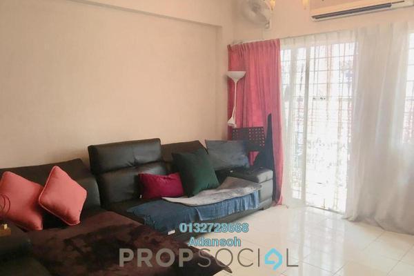 For Sale Condominium at Medan Putra Condominium, Bandar Menjalara Freehold Fully Furnished 3R/2B 399k