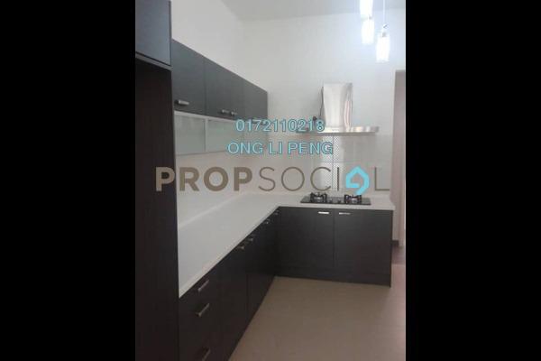 For Rent Condominium at Surian Residences, Mutiara Damansara Freehold Semi Furnished 3R/3B 3.6k