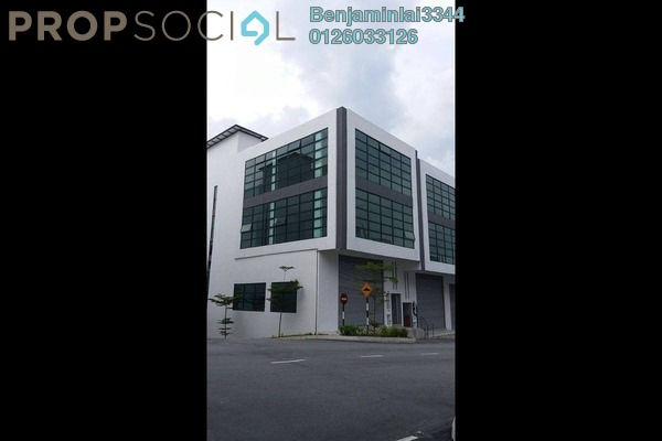 For Rent Factory at MIVO Industrial Avenue, Kepong Freehold Unfurnished 0R/0B 10k