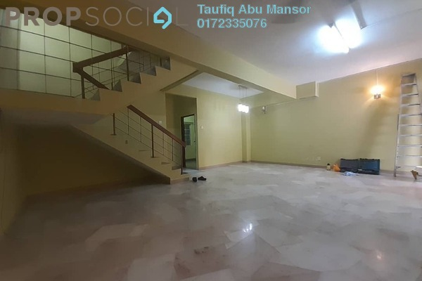For Rent Terrace at Pandan Indah, Pandan Indah Freehold Unfurnished 4R/3B 2.2k