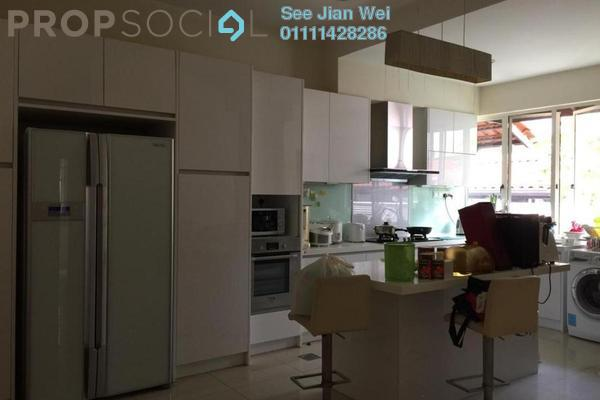 For Rent Semi-Detached at Setia Eco Park, Setia Alam Freehold Fully Furnished 5R/6B 5k