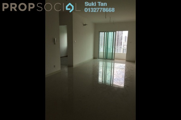 For Sale Condominium at Scenaria, Segambut Freehold Semi Furnished 3R/3B 699k