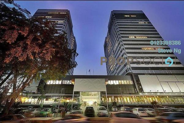 For Rent Office at Faber Tower, Taman Desa Freehold Unfurnished 0R/0B 2.41k