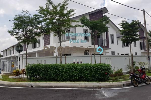 For Sale Terrace at Taman Kinrara, Bandar Kinrara Freehold Unfurnished 4R/3B 1.15m