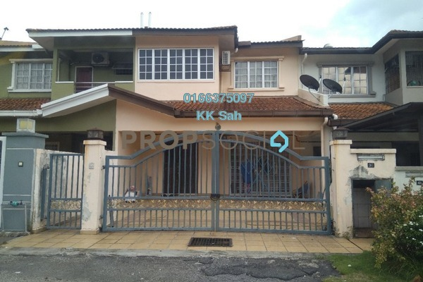 For Sale Link at Bandar Damai Perdana, Cheras South Freehold Semi Furnished 4R/3B 580k
