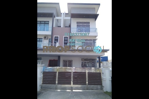 For Sale Superlink at Taman Bukit Serdang, Seri Kembangan Freehold Unfurnished 5R/5B 1.3m