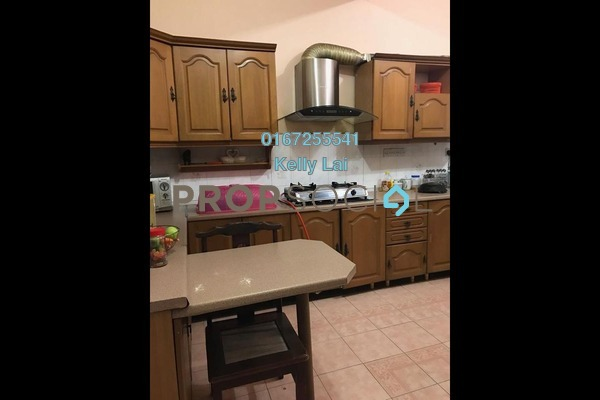 For Sale Terrace at Taman Ehsan, Kepong Freehold Semi Furnished 4R/3B 620k
