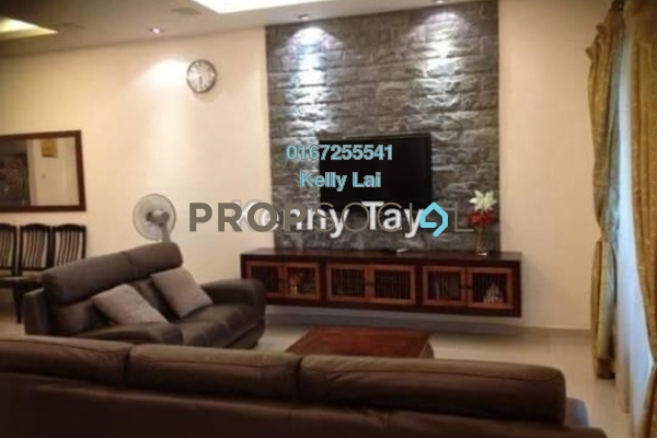 For Sale Terrace at Sutera Damansara, Damansara Damai Freehold Semi Furnished 4R/4B 870k