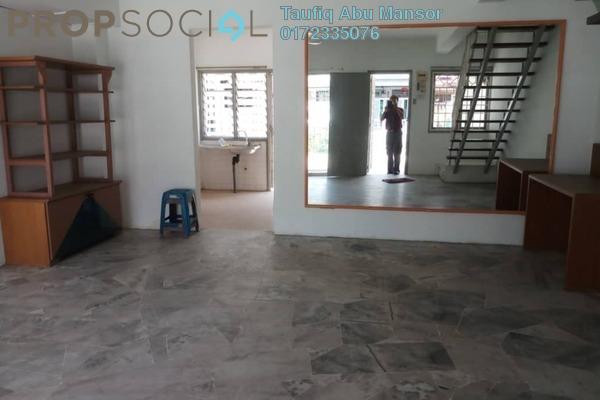 For Rent Terrace at Pandan Indah, Pandan Indah Freehold Unfurnished 4R/3B 1.7k