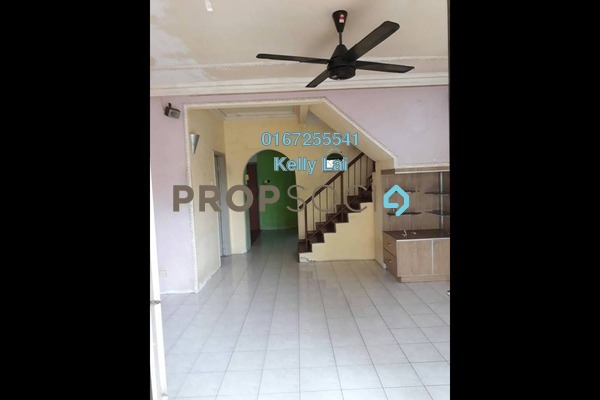 For Sale Terrace at Bandar Saujana Utama, Sungai Buloh Freehold Semi Furnished 5R/3B 388k