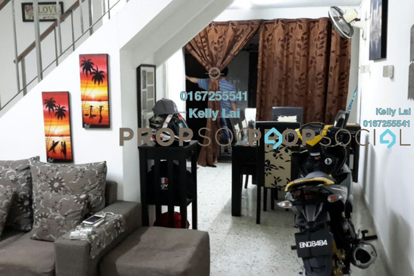 For Sale Terrace at Taman Bandar Baru Selayang Fasa 2A, Batu Caves Freehold Semi Furnished 2R/1B 380k