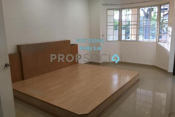 For Rent Terrace at Taman Megah, Kepong Freehold Semi Furnished 4R/3B 2.5k
