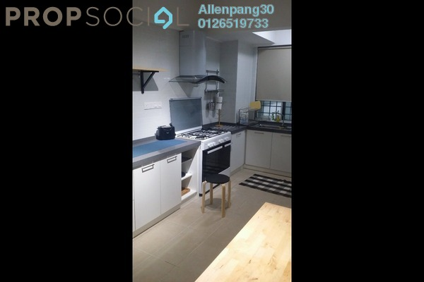 For Sale Condominium at Tiara Kelana, Kelana Jaya Freehold Semi Furnished 4R/2B 500k