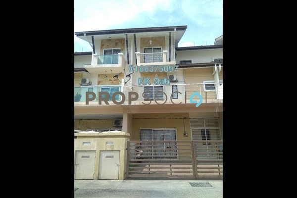 For Sale Semi-Detached at Casa Residence, Bandar Mahkota Cheras Freehold Semi Furnished 6R/5B 1.25m
