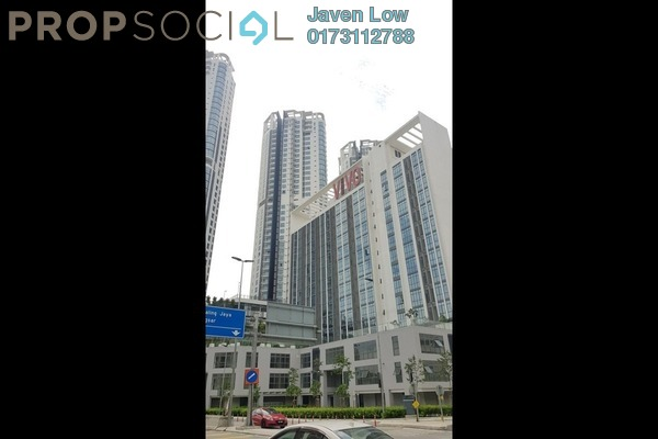 For Rent SoHo/Studio at Vivo Residential @ 9 Seputeh, Old Klang Road Freehold Semi Furnished 0R/1B 1.2k