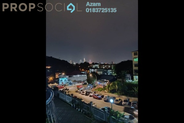 For Sale Condominium at Sri Kinabalu, Wangsa Maju Freehold Semi Furnished 4R/2B 420k