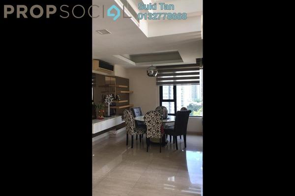 For Sale Condominium at Lumina Kiara, Mont Kiara Freehold Fully Furnished 4R/5B 2.1m