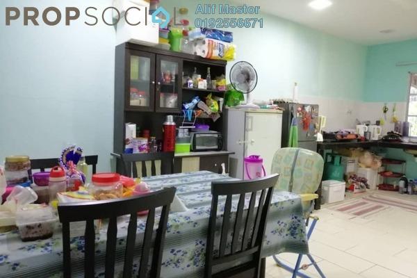 For Sale Terrace at Taman Sri Nanding, Hulu Langat Freehold Unfurnished 3R/2B 320k