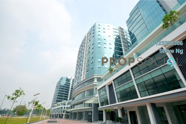 For Rent Office at UOA Business Park, Saujana Freehold Unfurnished 0R/0B 32.9k