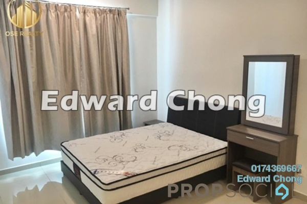 For Rent Condominium at Solaria Residences, Sungai Ara Freehold Fully Furnished 3R/2B 1.45k