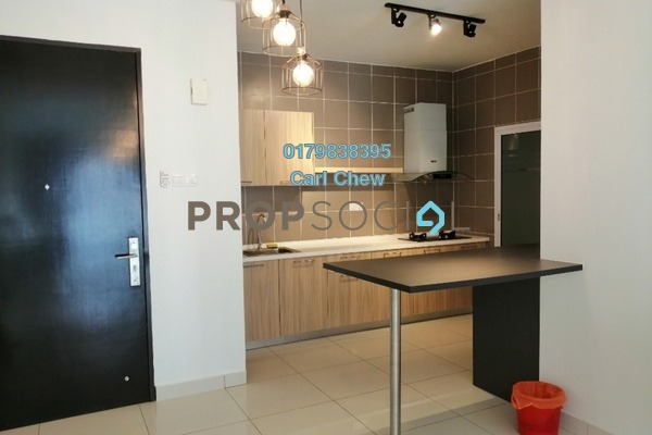 For Rent Condominium at Aurora Residence @ Lake Side City, Puchong Freehold Fully Furnished 3R/2B 1.7k