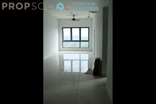 For Rent Condominium at Sfera Residency, Bandar Putra Permai Freehold Unfurnished 3R/2B 1.2千