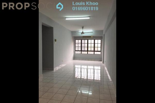 For Sale Condominium at Bayu Tasik 1, Bandar Sri Permaisuri Freehold Unfurnished 3R/2B 370k