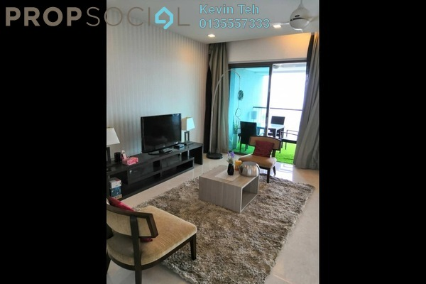 For Rent Condominium at Seni, Mont Kiara Freehold Fully Furnished 4R/5B 12k