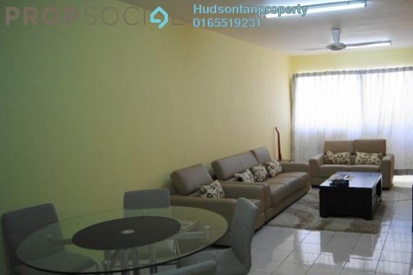 For Sale Condominium at Puncak Damansara, Bandar Utama Freehold Semi Furnished 3R/2B 360k