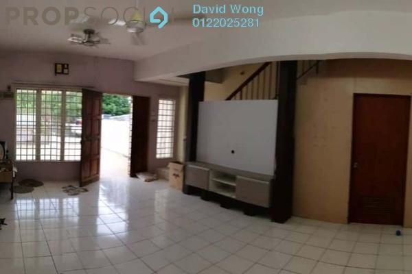 For Sale Terrace at Section 6, Bandar Mahkota Cheras Freehold Semi Furnished 4R/3B 550k