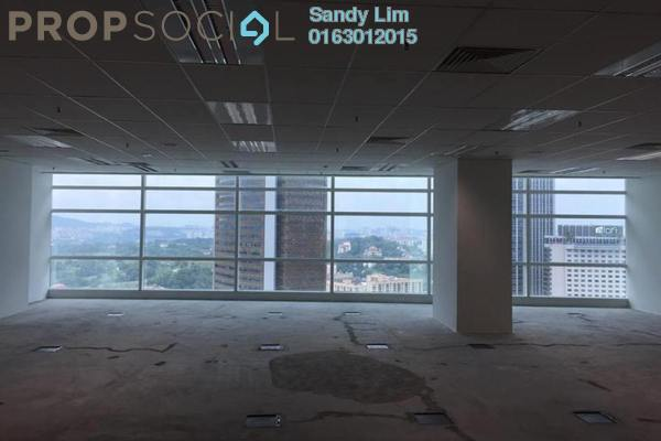 For Rent Office at Q Sentral, KL Sentral Freehold Unfurnished 0R/0B 12.8k